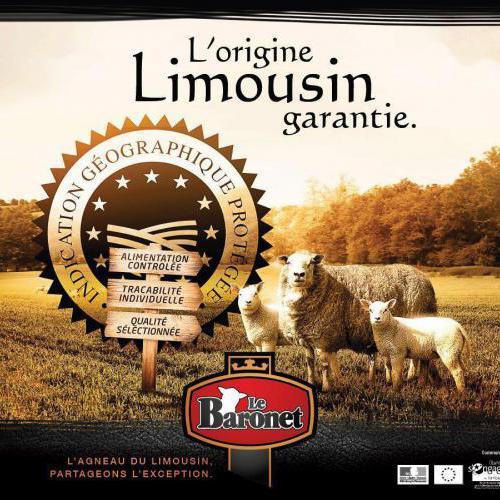 Viande française labellisée